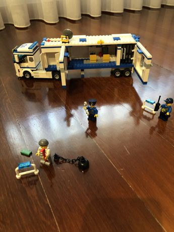 Lego City Camiao da Policia