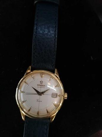 Relógio omega Geneve, ouro.