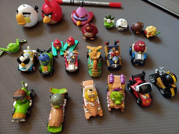 Angry Birds figurki wyrzutnia 23 sztuki Polecam