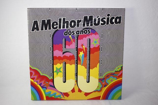 Coletânea - A melhor Musica dos ANOS 60 (10 discos vinil lps)