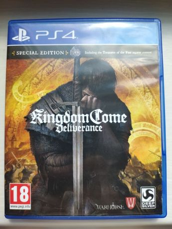 Игра Kingdom Come Deliverance для Sony PlayStation 4 PS 4