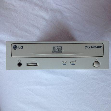 Stacja dysków nagrywarka LG CD-R/RW do komputera stacjonarnego