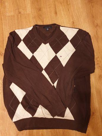 Sweter Tommy Hilfiger XXL