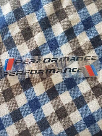 Autocolante Mperformance BMW