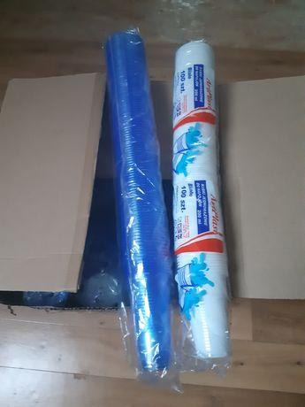 Kubki plastikowe jednorazowe 200ml