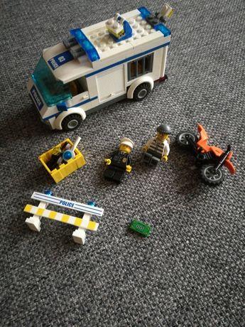 Zestaw lego city nr. 7286