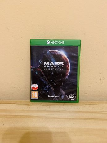 Mass Effect Andromeda - Gry XBOX ONE