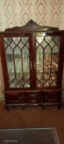 Mobília completa estilo Queen Anne