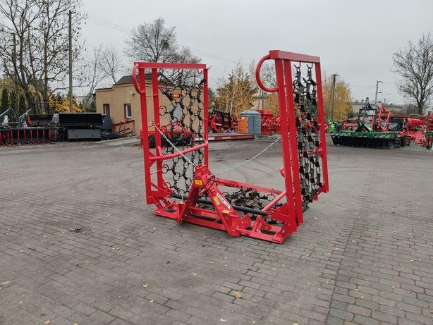 Od Ręki Włóka łąkowo-polowa Agro-factory 4m 5m 6m hydrauliczna