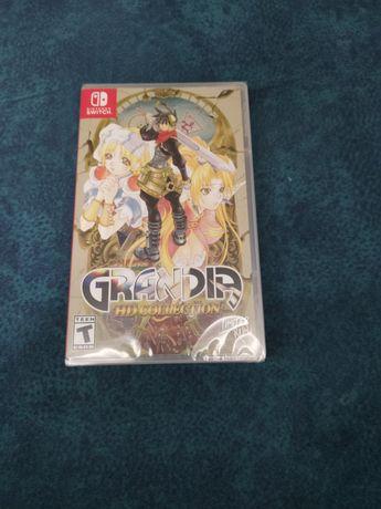 Grandia HD Collection Nintendo Switch Novo