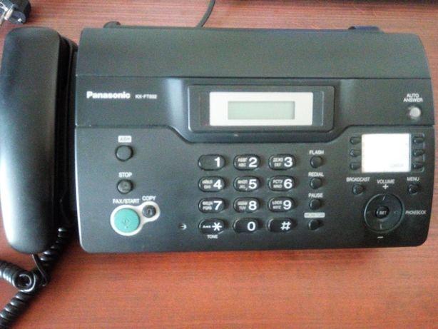 Телефон факс Panasonic KX-FT932UA
