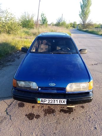 Форд скорпио