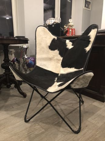 Wyjątkowa i wygodna krowa :) Fotel