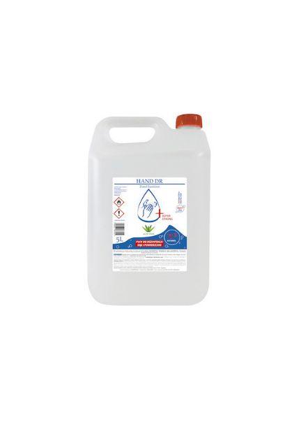 Płyn do dezynfekcji rąk 1000 L Producent Bielsko-Biała - image 1