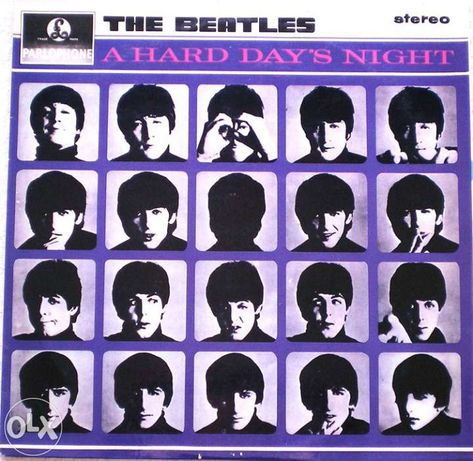 The Beatles - A Hard Day's Night (1964) Lp vinil