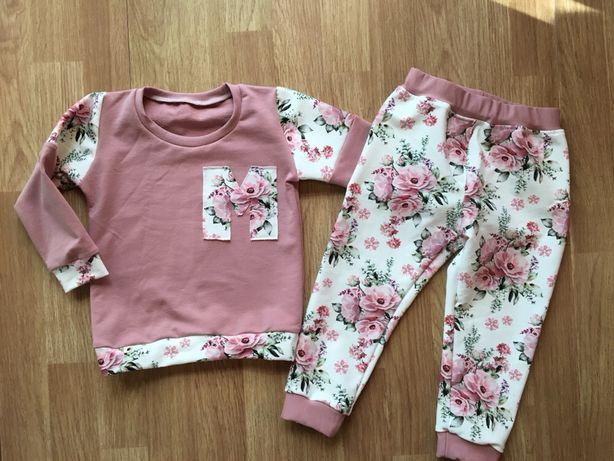 Dresy bluza Spodnie handmade