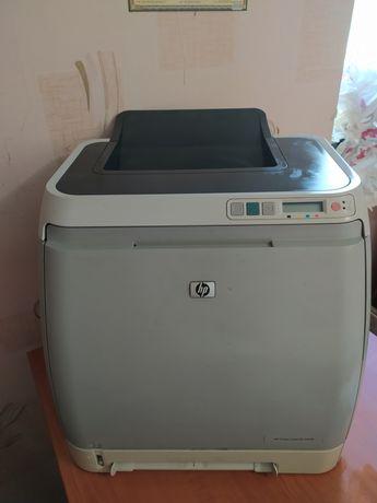 Продам цветной принтер HP colour laser Jet 2605