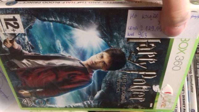 Harry potter książę półkrwi ps3, sklep, od ręki, pl