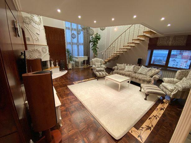 5-Комнатная, видовая квартира с террасой.