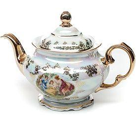 чайник фарфор мадонна Чехия Carlsbad 996 грн.Больше товара на сайте