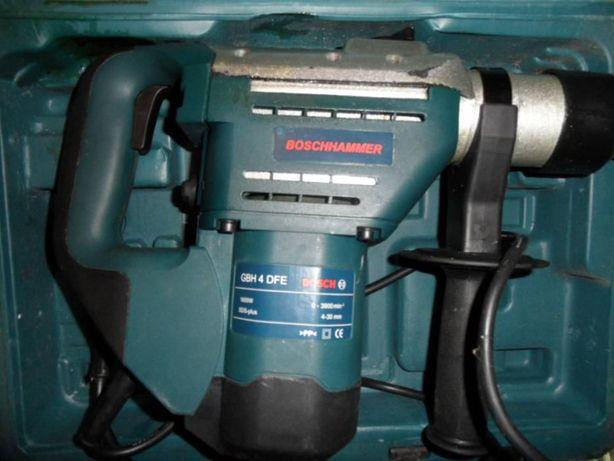 Wiertarka boschhammer GBH 4DFE 1600W SD-Plus zamienie