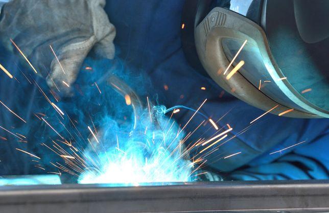 Spawanie konstrukcji stalowych, konstrukcje stalowe