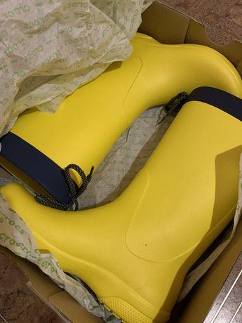 Резиновые сапоги Crocs Women'S Crocs Freesail Rain Boot