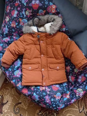 Продам зимову куртку для хлопчика фірми Некст