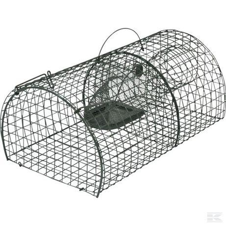 Żywołapka na szczury i inne gryzonie 40x24x18cm