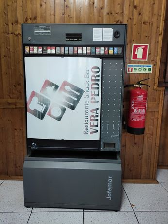 Máquina de Tabaco