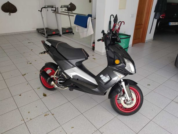 Scooter 125 kit 155
