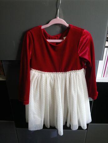 Śliczna elegancka sukieneczka