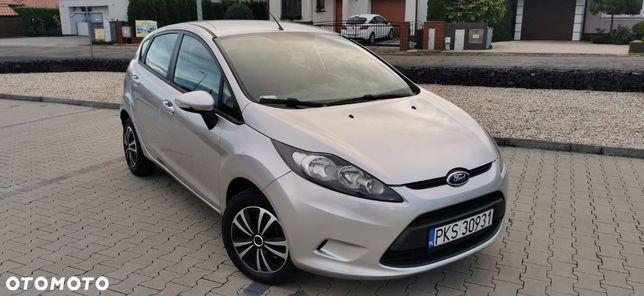 Ford Fiesta 1.4tdci 68KM 5D Zobacz Film Klima Serwis /// Leszno