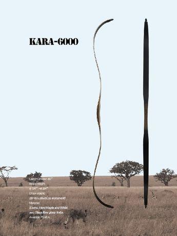 KARA-6000 Традиционный лук для стрельбы