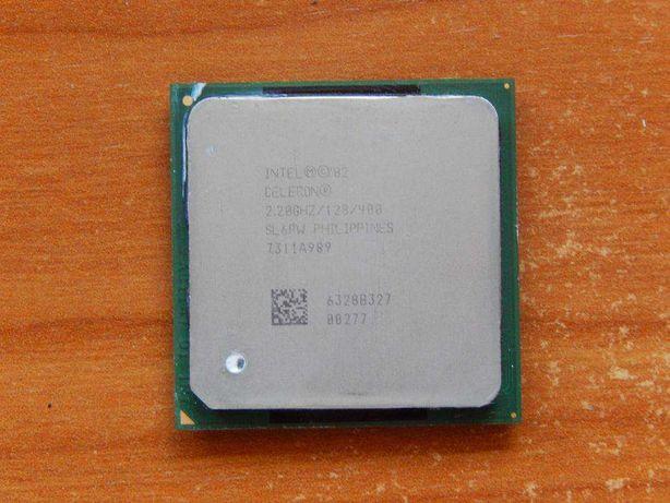 Processador Intel Celeron 2.20Ghz/128/400 SL6RW