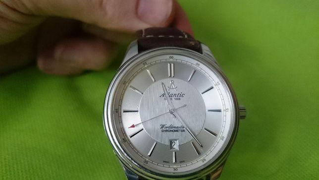 Atlantic Wordmaster SpecialEdition certyfikat COSC Chronometer lub zam