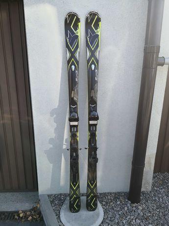 Narty męskie K2 165cm