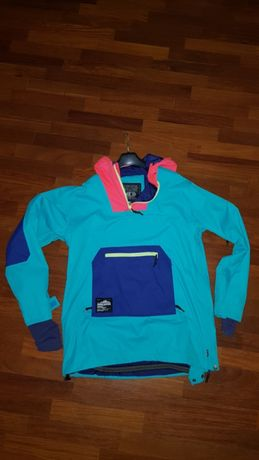 Airblaster Pullover Turquoise XL
