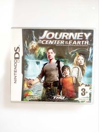 Journey to the Center of the Earth Nintendo DS