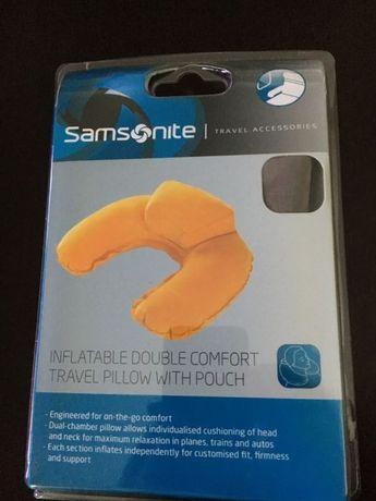 Almofada para pescoço Samsonite