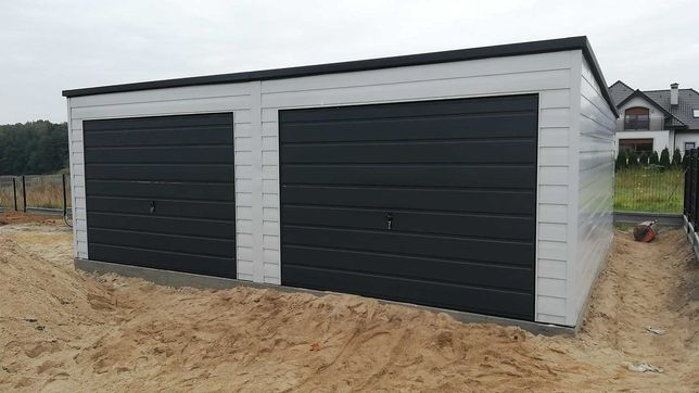 Blaszane garaże garaż Producent jakość premium