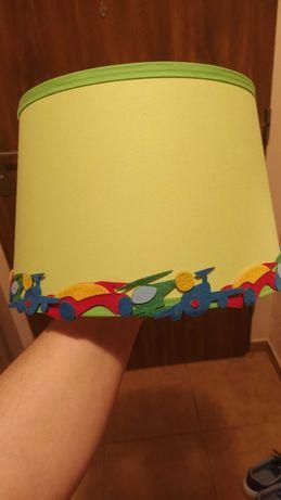 Lampa z kloszem sufitowa dziecięca
