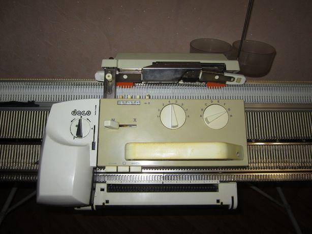Вязальная машина Пассап Passap Pfaff Duomatic 80