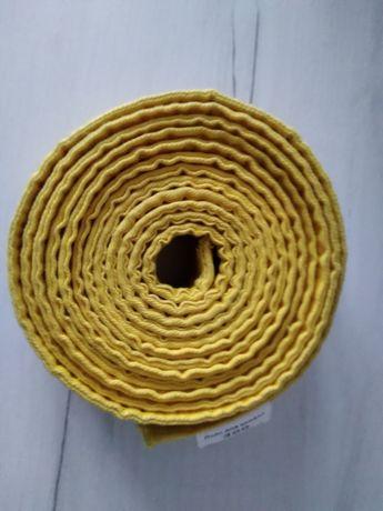 Желтый пояс для кимоно