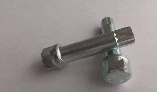 Ключ звездочка TORX (10 лучей) Bimecc 10.9 для болтов и гаек