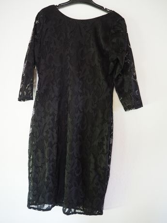Czarna sukienka f&f - M - bdb stan