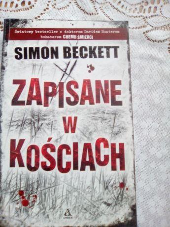 Zapisane w kościach. Beckett