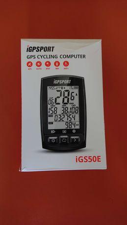 Ciclo computador IGPSPORT 50E