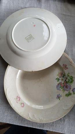 Старинная тарелка Укртрест