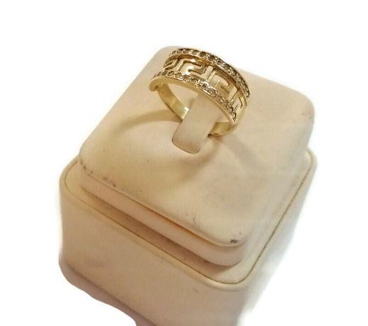 Wyrób jubilerski - Złoty pierscionek 585 4,04g